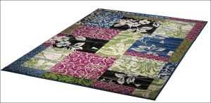 Patchwork Teppich Hanse Home Prime Pile